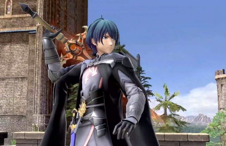 Smash Ultimate Totally Blew It by Wasting a Fighter Slot on Byleth