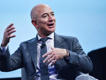 Jeff Bezos Missed 20,000% Gains after $250K Google Stake in 1998