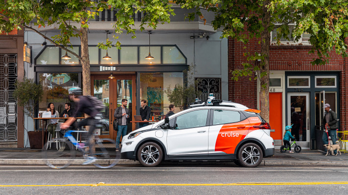 Cruise calls for a new way to determine commercial readiness of self-driving cars