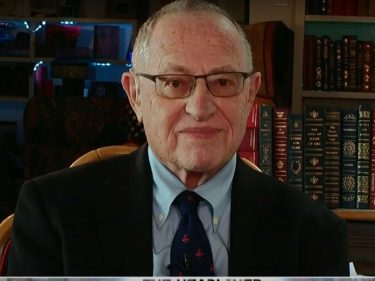 Dershowitz: 'Abuse of Power' 'Is Not an Impeachable Offense' | Breitbart