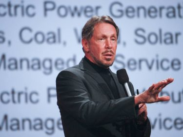 Larry Ellison's $1 Billion is Better Off Parked in Tesla Than Oracle