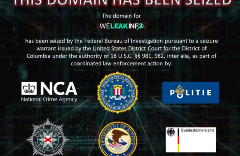 FBI seizes site dedicated to selling data breach information
