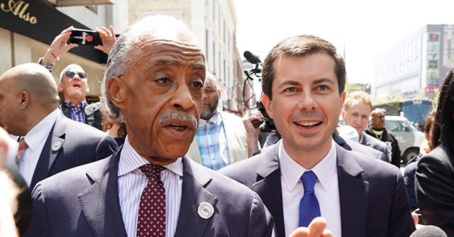 Pete Buttigieg to Black Voters: 'Racism Woven into the American Story' | Breitbart