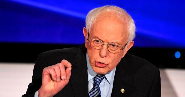 Sanders: 'Absolutely Not My View' That Biden Is 'Corrupt in Any Way'   Breitbart