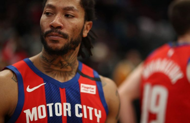 Derrick Rose Isn't the Answer for the Los Angeles Lakers