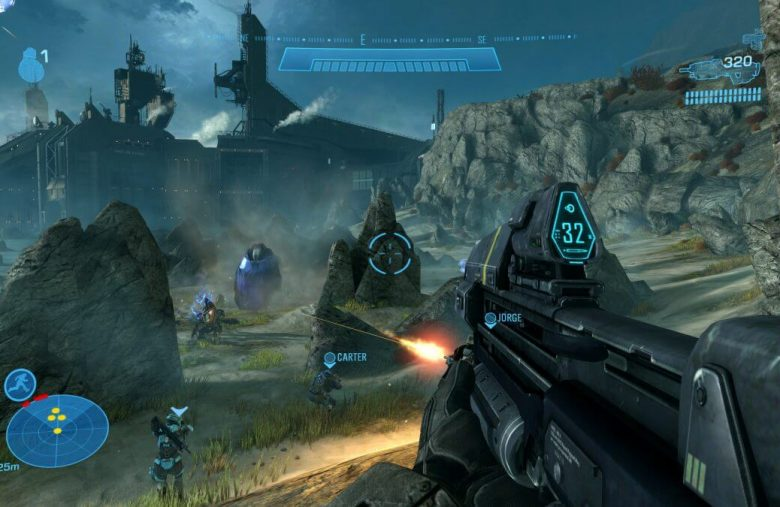Halo Reach's Enormous Player Plunge Reveals an Unsettling Fact