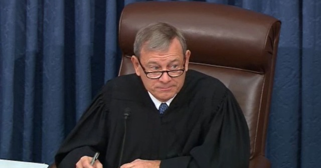 Chief Justice Rebukes Lawyers in Senate Impeachment Trial: Remember Where You Are   Breitbart