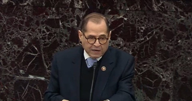 White House Counsel Nukes Jerry Nadler: 'This Is the United States Senate. You're Not in Charge Here.'   Breitbart