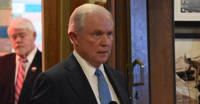 Jeff Sessions: Democrat Impeachment Effort 'a Political Attack Ad, Paid for by the Taxpayers'   Breitbart