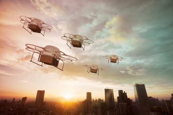 Playing traffic cop for drones in cities and towns nets Airspace Link $4 million