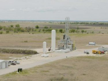 Firefly Aerospace investigating a fire that resulted from a test of its Alpha rocket's engines