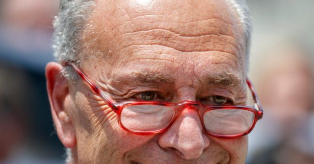 Schumer: If the Impeachment Trial 'Has to Go on a Little Bit Longer,' 'These Senators Can Work a Little Longer'