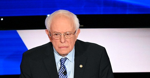 Sanders: 'Impossible to Predict' How Much my Healthcare Plan Costs