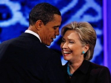 Hillary Clinton Documentary Reveals Obama Called Trump a 'Fascist'
