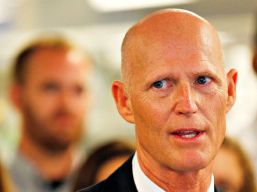 Rick Scott: Pelosi Held Articles 'to Help Joe Biden' – 'No Different' than 2016