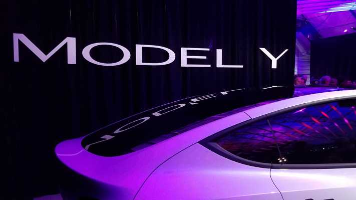 Tesla to begin deliveries of Model Y by end of first quarter
