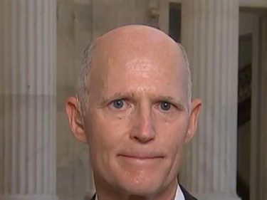 Rick Scott: Trump Will 'Be Acquitted Tomorrow'