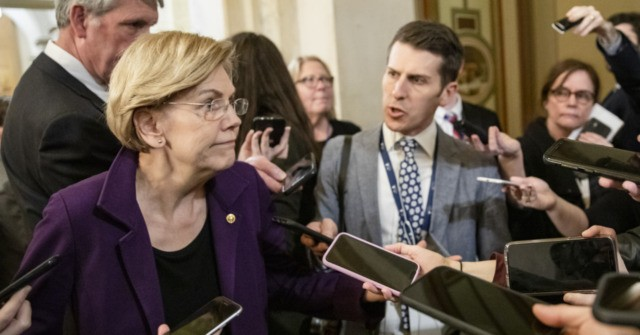 Warren Forces Chief Justice to Read Question About His Own Legitimacy