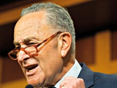 Schumer: Denying Witnesses 'One of the Worst Tragedies that the Senate Has Ever Overcome'