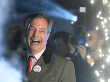 Farage Declares 'The War Is Over! We Have Won!' at Brexit Day Rally