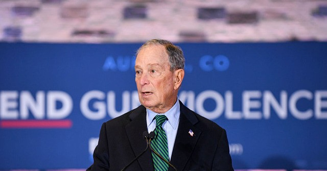 Hawkins: Bloomberg Uses Gun Control Failure to Push More Gun Control