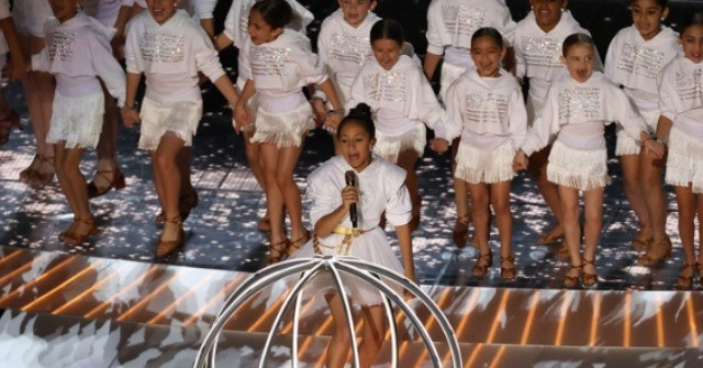 WATCH: J-Lo and Shakira Super Bowl Halftime Show Features Kids in Cages