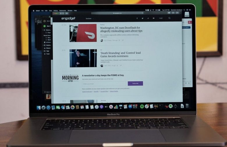 Apple's 16-inch MacBook Pro gets a $300 price drop at Amazon