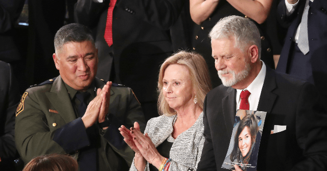 Trump Honors Parents of ISIS Hostage Kayla Mueller