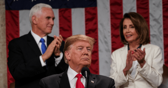 ***Live Updates*** Trump Delivers State of Union Address