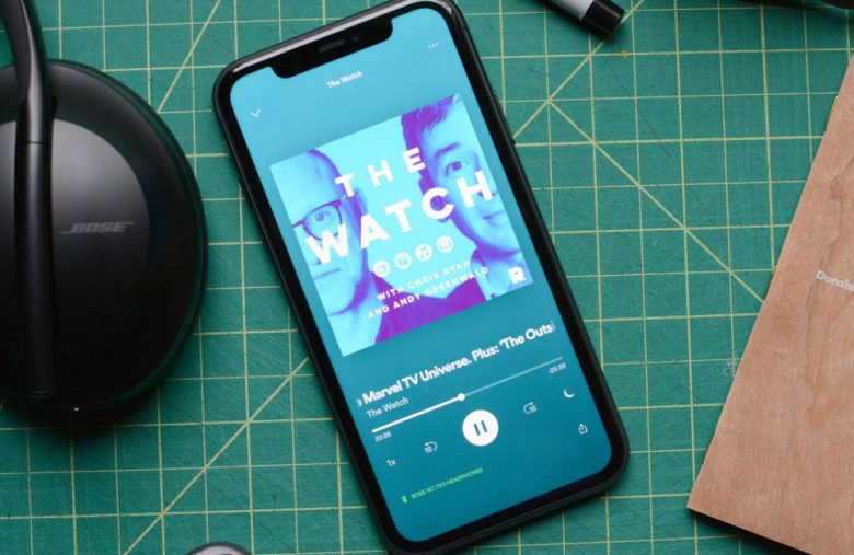 Spotify is the new heavyweight champ of podcasts