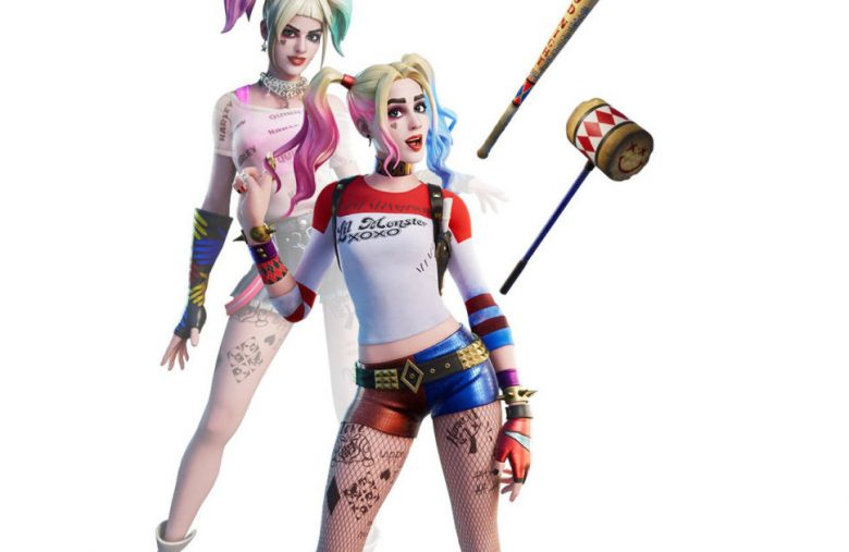 Harley Quinn is smashing her way into 'Fortnite'