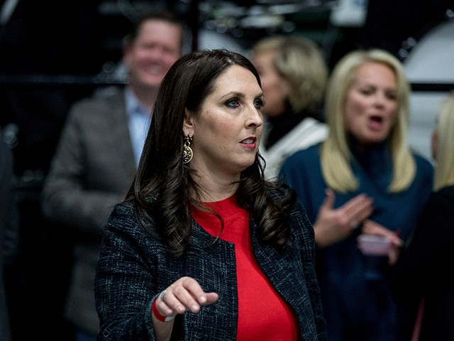 RNC Chair Ronna Romney McDaniel Takes No Position on Mounting Calls to Expel Her Uncle Mitt from GOP