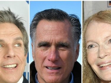Hollywood Finds a Hero in Mitt Romney
