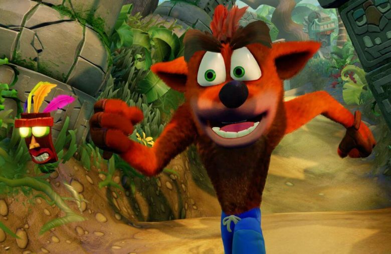 Crash Bandicoot Gets Pimped Out to Sate Activision's Shameless Greed