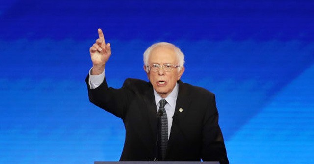 Bernie Sanders: 'We Have a Racist Society from Top to Bottom'