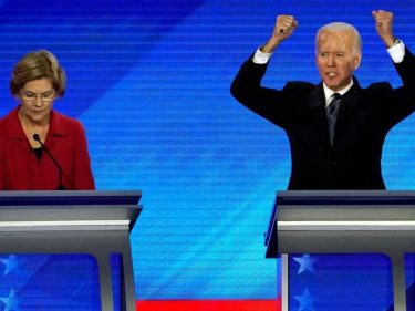 Biden Rises From Iowa's Ashes With Fiery New Hampshire Tour de Force
