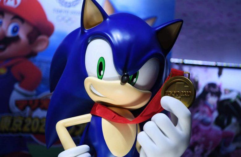 Sonic The Hedgehog Merch Is About to Get Insane