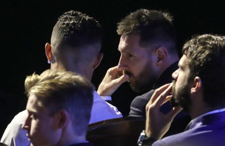 Lionel Messi and Ronaldo Together? Their Egos Wouldn't Allow It
