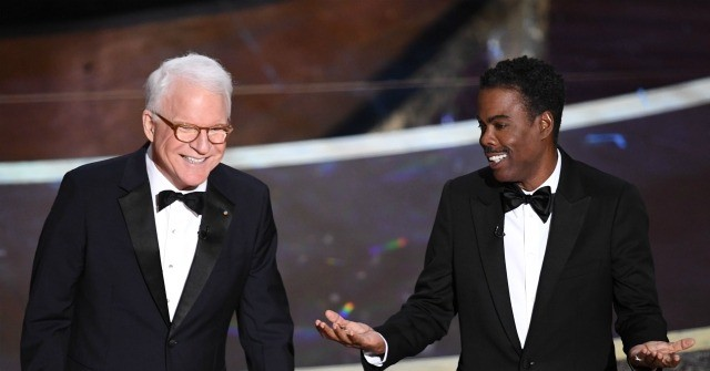 Steve Martin and Chris Rock: 'Vaginas,' 'Black Nominees' Missing from Oscars