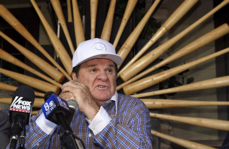 Even Donald Trump Knows the MLB's Pete Rose Ban Is Stupid