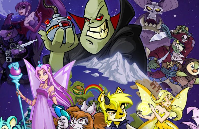 Virtual pet site Neopets is being rebooted into a TV show