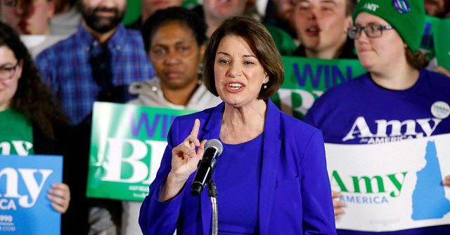 Amy Klobuchar Out-Performs Expectations in New Hampshire
