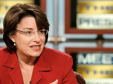 Watch: Klobuchar in 2006 Called for 'Order at the Border,' a Wall, and E-Verify