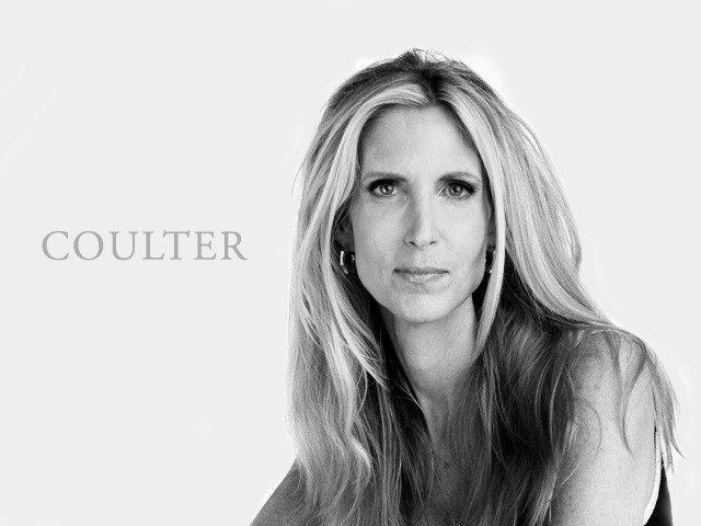 Ann Coulter: Stop Apologizing for Saving Black Lives