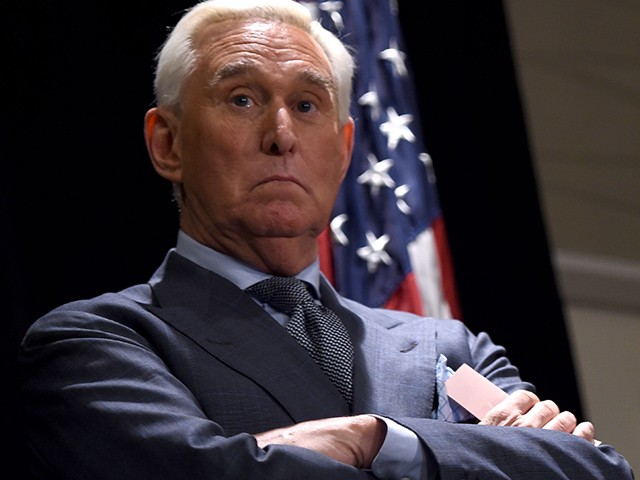 Legal Expert: Nothing Trump Does Affects Roger Stone Sentencing