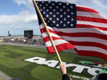 Media, Pundits Triggered by Trump's 'Taxpayer Funded' Daytona Lap in 'The Beast'