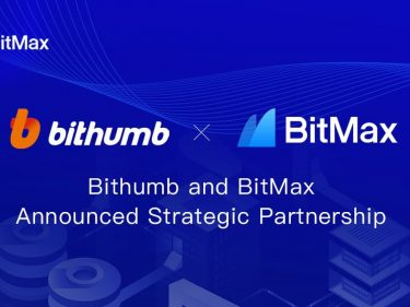 BitMax.io and Bithumb Korea Announce Strategic Partnership to Enhance Product Platform and Accelerate Global Expansion