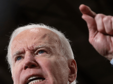 Biden: 'White Supremacists Are Very Enthusiastic About Trump'