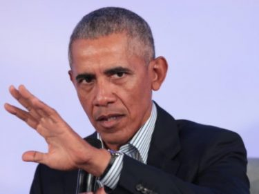 Barack Obama Tries to Steal Credit for Booming Trump Economy on Presidents Day