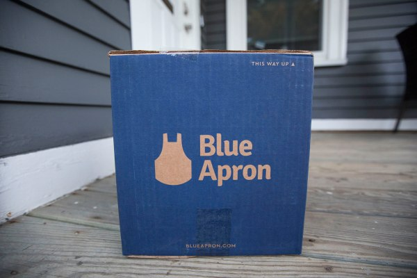 Blue Apron is considering selling itself
